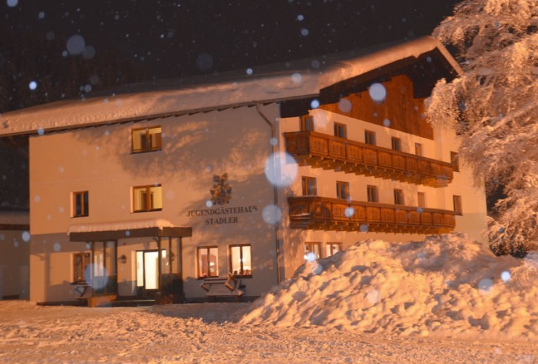 Jugendsporthotel Stadler in Flachau im Winter